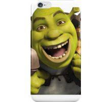 Shrek love iPhone Case/Skin