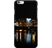 Evening Stroll by the Vistula, Krakow. iPhone Case/Skin
