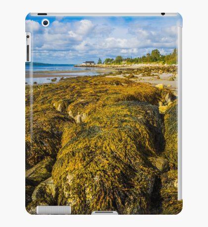 Seaweed on the Beach iPad Case/Skin
