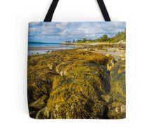 Seaweed on the Beach Tote Bag