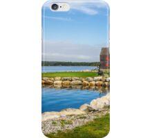 Shelburne Waterfront iPhone Case/Skin