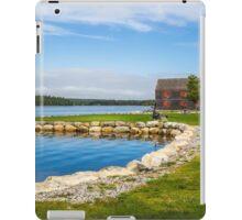 Shelburne Waterfront iPad Case/Skin