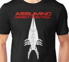 Assuming Direct Control Harbinger Unisex T-Shirt