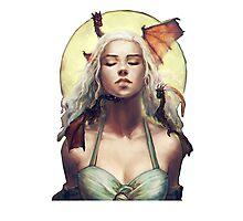Game of Thrones - Khaleesi Photographic Print