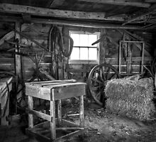 The Old Workshop by mlphoto