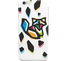 Rainbow Anigami Mr. Fox iPhone Case/Skin