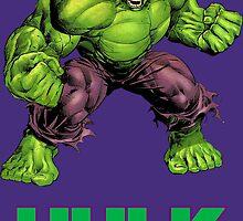 Hulk by AvatarSkyBison