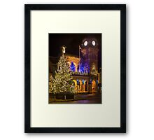 Hungerford Town Hall Framed Print