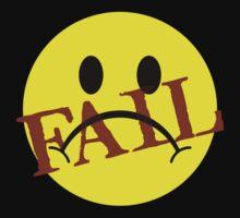 Smiley Face FAIL by JaZilla