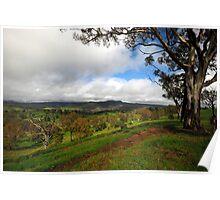 Kanimbla Valley View # 3 Poster