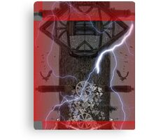 The Witches' Tower Canvas Print
