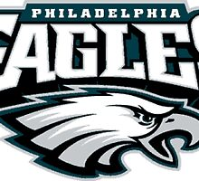 Philadelphia Eagles Logo by Misco Jones