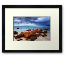 Bunker Bay Framed Print