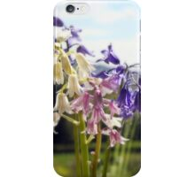 Tricolour Bells iPhone Case/Skin