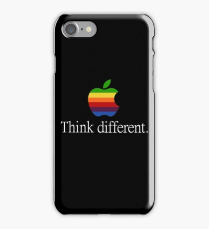 Apple Think Different iPhone Case/Skin