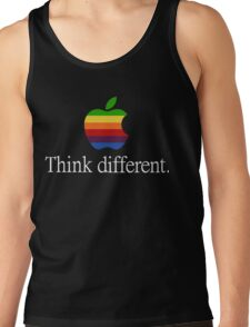 Apple Think Different Tank Top