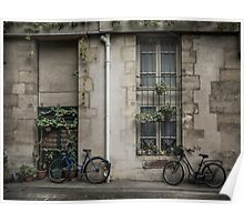 The Bicycles Poster