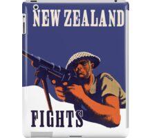 New Zealand Fights! iPad Case/Skin