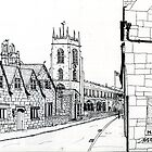 Winchcombe in the Cotswold by doatley