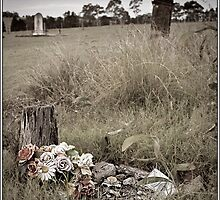 Unknown Grave, Morpeth Cemetary by gizArt