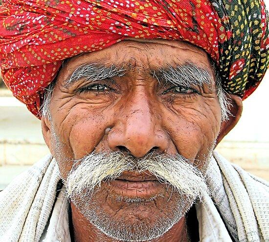 Pushkar, India 2008 by Tash  Menon