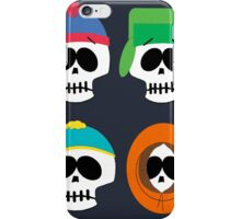 Southern Skulls iPhone Case/Skin