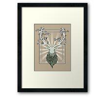 All Natural Framed Print