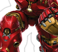 Iron Man - Hulk Buster Sticker