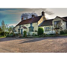The Hare Inn - Scawton near Helmsley,North Yorkshire Photographic Print