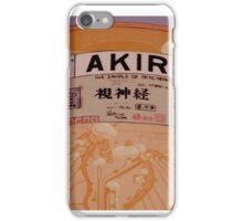 Akira Jar iPhone Case/Skin
