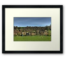 The Abbey Ruins Framed Print