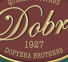Wonderful Dobro Guitars 1927 Sticker