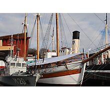 Nautical Stockholm Photographic Print