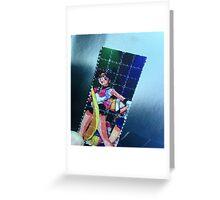 Sailor moon LSD Greeting Card