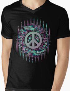 Hippie,Pease,Love,Music  Mens V-Neck T-Shirt