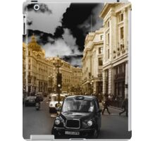 London taxi iPad Case/Skin