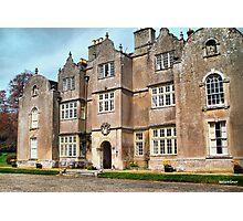 Edmondsham House - Dorset Photographic Print
