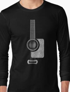 Guitar  Parts Long Sleeve T-Shirt