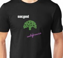 Oakland, California Unisex T-Shirt