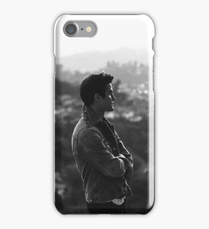 Darren Criss' Hero Magazine iPhone Case/Skin