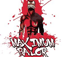 Maximum Balor - Finn Carnage by VirtuaRicky