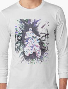 riot mirrored Long Sleeve T-Shirt