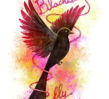 Blackbird... fly! by Alfonso Rosso