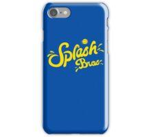 Splash Bros iPhone Case/Skin