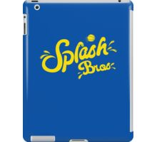 Splash Bros iPad Case/Skin