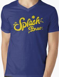 Splash Bros Mens V-Neck T-Shirt