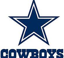 Dallas Cowboys Logo by Misco Jones