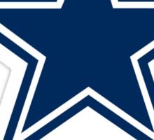 Dallas Cowboys Logo Sticker