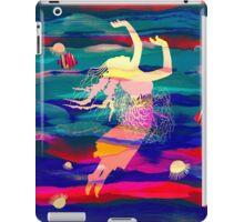 Ocean Woman Jellyfish iPad Case/Skin