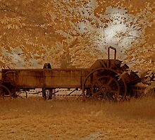 Rural Rust by Dennis Burlingham